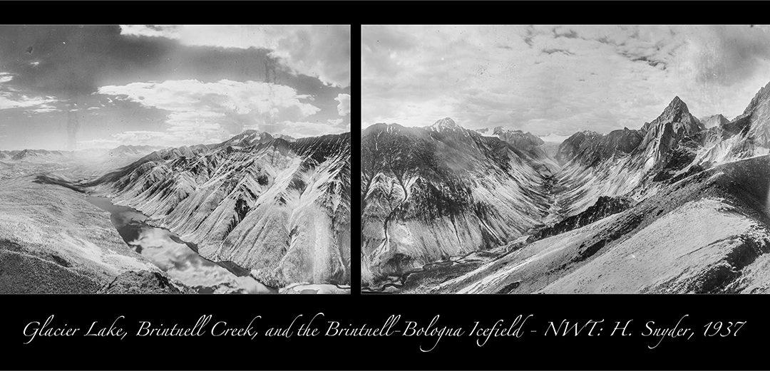 A 1937 look into the Nahanni