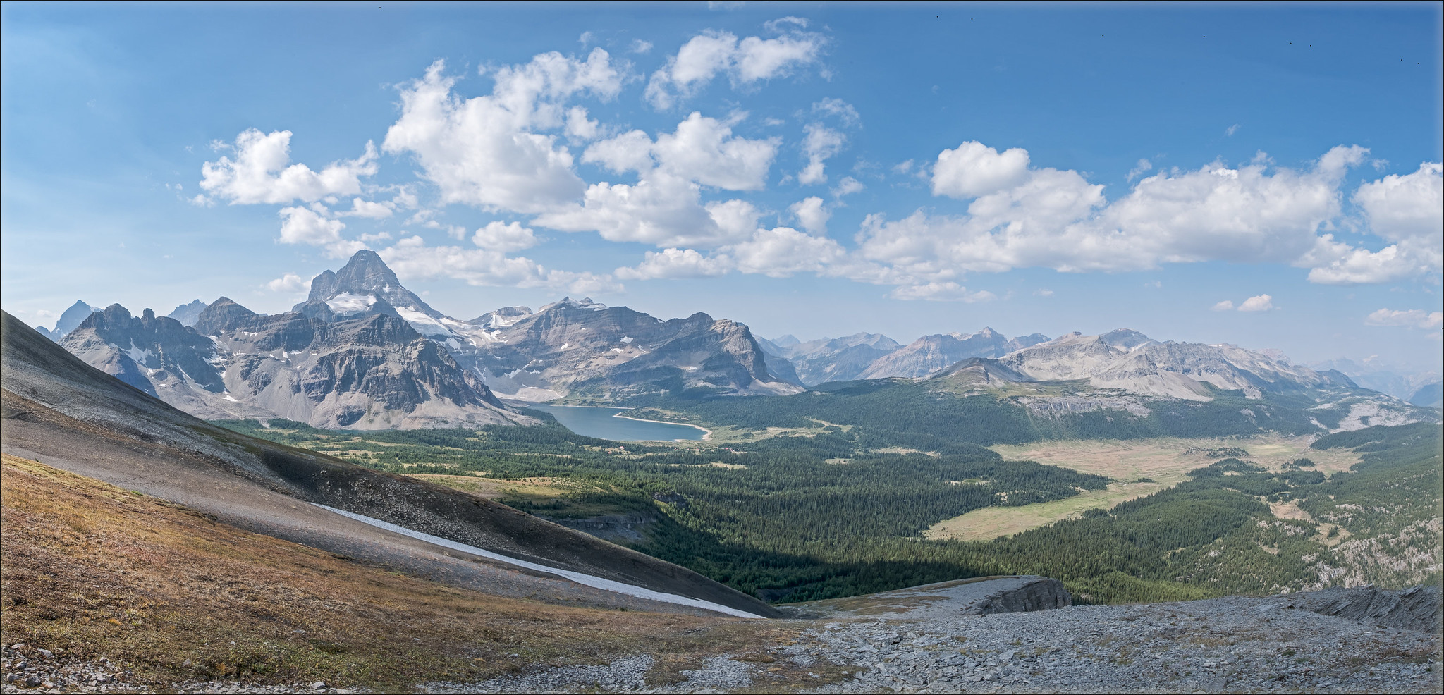 Mt Assiniboine massif -  MLP, 2017