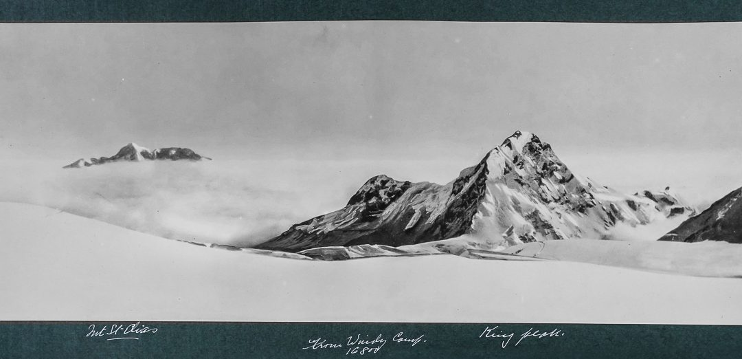 "Looking back at ""Big Ice"": Mt. Logan in the archives"