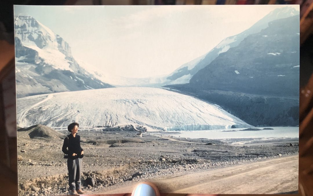 Athabasca Glacier and the Visualization Power of Photography