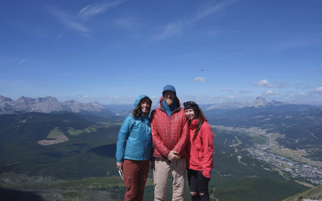 Fieldwork in a time of COVID-19 Part 1: Crowsnest Pass